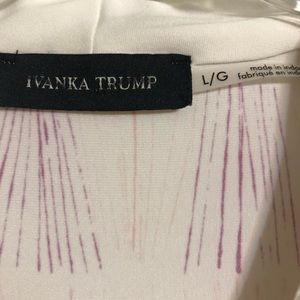 Ivanka Trump Tops - Ivanka Trump Career Top size L